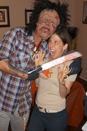 Halloween Scary Fun Entertainment