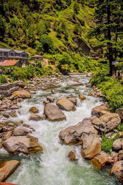 The valley of tirthan. Himachal Pradesh is rich with natural paradises. Taking Photos Landscape_Collection The Great Outdoors - 2016 EyeEm Awards Landscape Travel Photography Beautiful Wanderlust Wanderer Traveling India Mountain Landscape Incredible India Wandering Himachal Pradesh