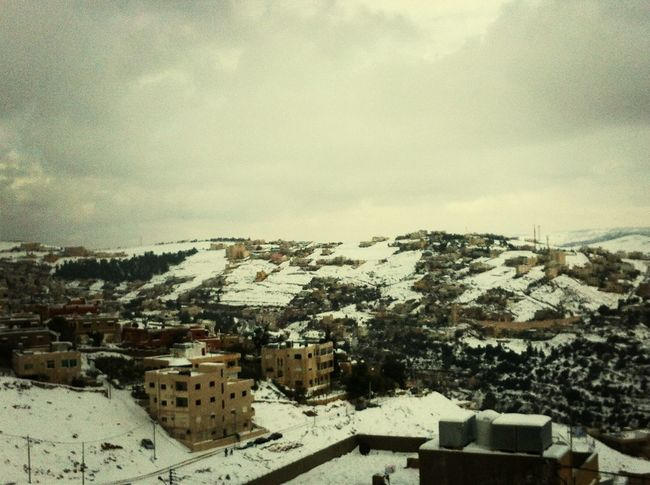From My Balcony Snow :) Taking Photos
