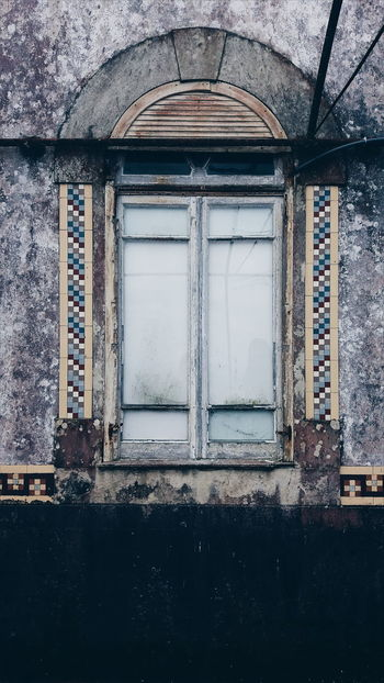 Window Built Structure Architecture Close-up Day Building Exterior No People Cold Day