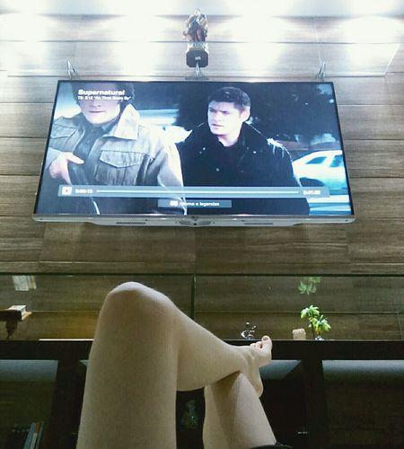 Supernatural Love Warner Serie Hunters Winchesters Relaxing Sobrenatural