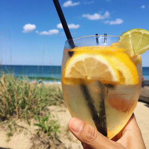 The Essence Of Summer Sangria! Check This Out