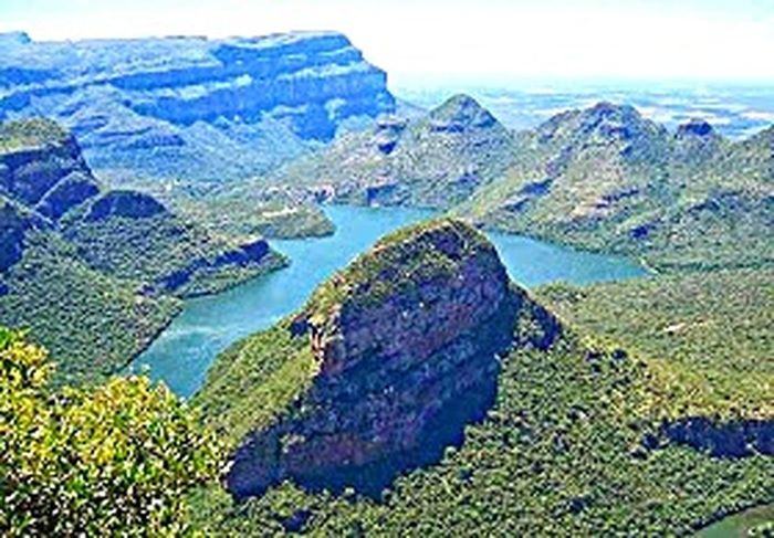 Landscape_photography Landscape_Collection Blyde river canyon in nord Afrika Hello World EyeEm Best Shots - Landscape