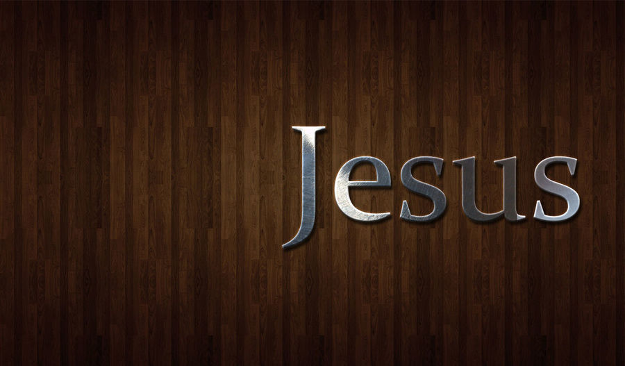 Beautiful Jesus Ideas Jesus Jesus Name On Wo Metal Metal Jesus Metallic Simplicity Wallpaper Wood And Iron A Wood And Metal
