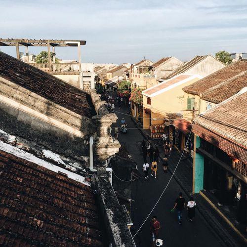 Hoi An Vietnam Oldbuidings Antique Travel Destinations Lifestyles