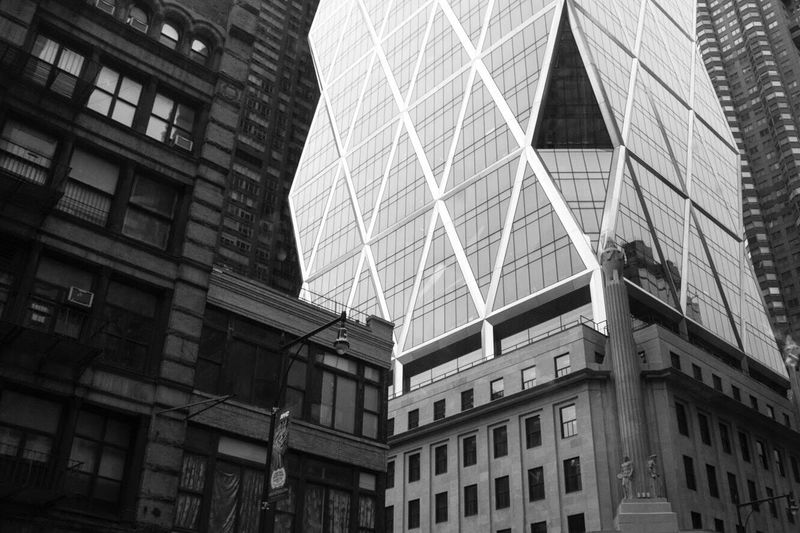 The different architectures of New york Architecture Built Structure City NYC Building Exterior
