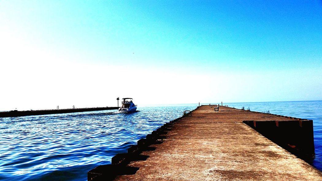 Lakeontario  Pier Summer2015