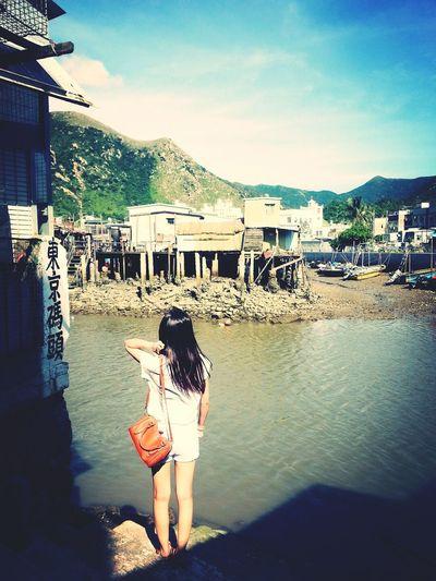 大澳棚屋 The Water Village