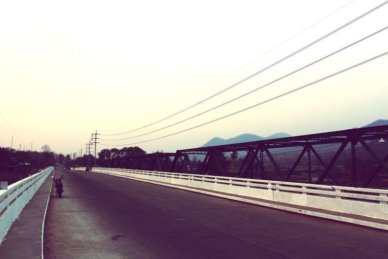 My Little Pony Iron Bridge Lines Bridge Tourist Attraction  Pivotal Ideas Way in Pai Thailand North Thailand South East Asia