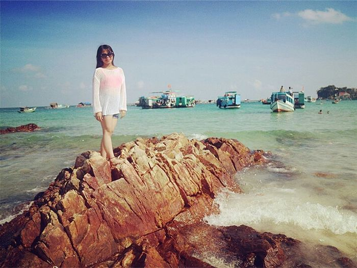 Nam Du island. Traveling In Vietnam