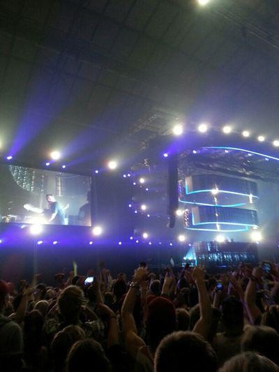Party Live Music Swedish House Mafia