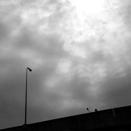 Street Light Sky Cloud - Sky HuaweiP9