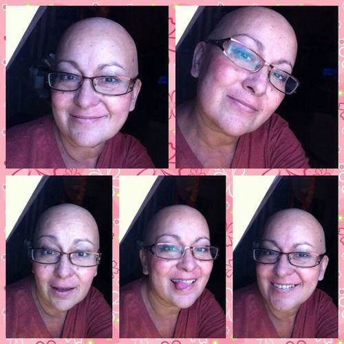 Hello World today was a good day Enjoying Life Fightingcancer Hi! The Human Condition Like A Boss Selfie ✌ Unfiltered