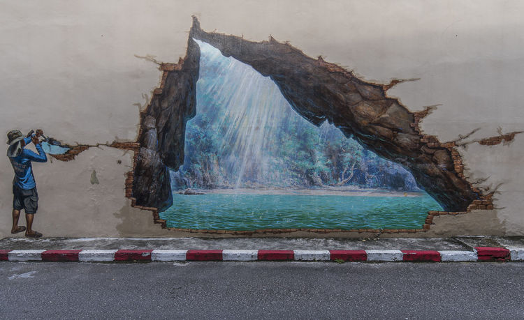 Architecture Day Nature Outdoors Real People Steertphotography Streetart Streetphotography Water