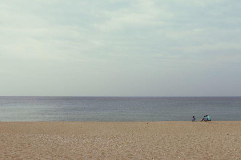 Kangneung Songjeong Beach Summer Hot Trip 바다여행~~