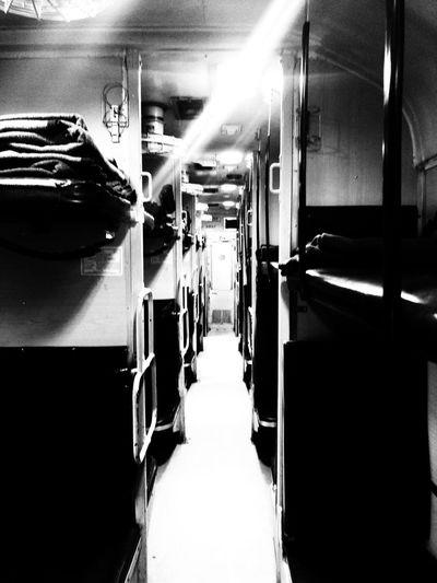 Train Insidetrain Trainphotography Blackandwhite Bnw Bnw_collection Bnw_friday_eyeemchallenge Illuminated