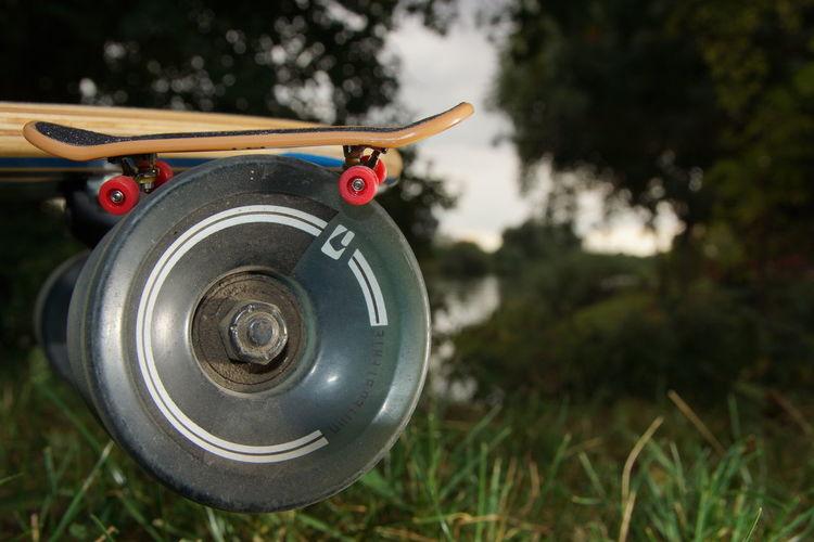 Close-up Fingerboard Grass Longboard Longboarding Miniature Miniatures Nature Skateboard Skating Small World Truck Trucks Wheel Wheels EyEmNewHere