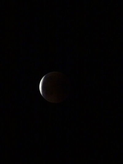 Blood Moon Eclipse over Berlin Germany on July 27th 2018 Moon Astrology Astronomy Beauty In Nature Clear Sky Copy Space Dark Eclipse Eclipse 2018 Idyllic Low Angle View Moon Moon Eclipse Moon Eclipse 2018 Moonlight Natural Phenomenon Nature Night No People Outdoors Planetary Moon Scenics - Nature Sky Space Tranquil Scene Tranquility