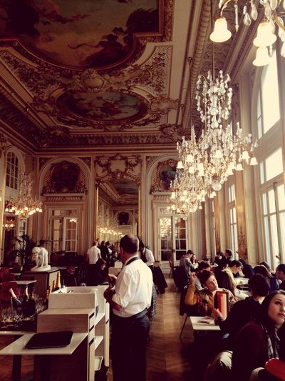 OrsayMuseam Brunch Getting Inspired Beauty EyeEm Hello World Paris, France