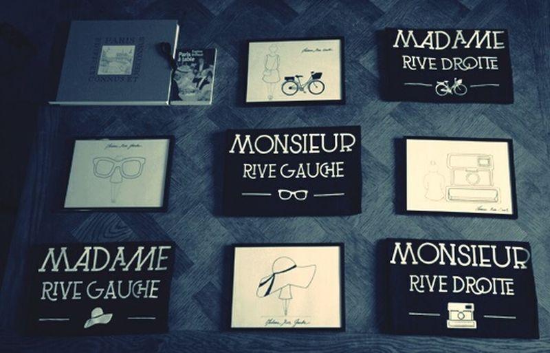 Mode Teeshirt Parisian Paris Rivegauche Rivedroite Organiccotton Parisien Parisienne Paris❤