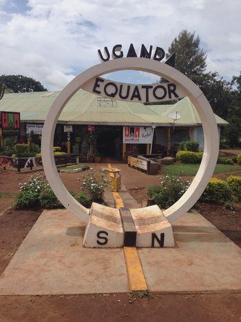 Equator Uganda  Africa Travel Traveling Day Landmark Travel Photography