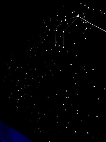 Sky Night Sky Astronomy Dark Star Field Scheepvaartmuseum Amesterdam Netherlands Dramatic Sky
