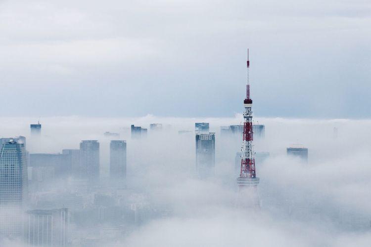 東京タワー Cityscapes VSCO Vscocam Landscape Market Bestsellers Feb 2016