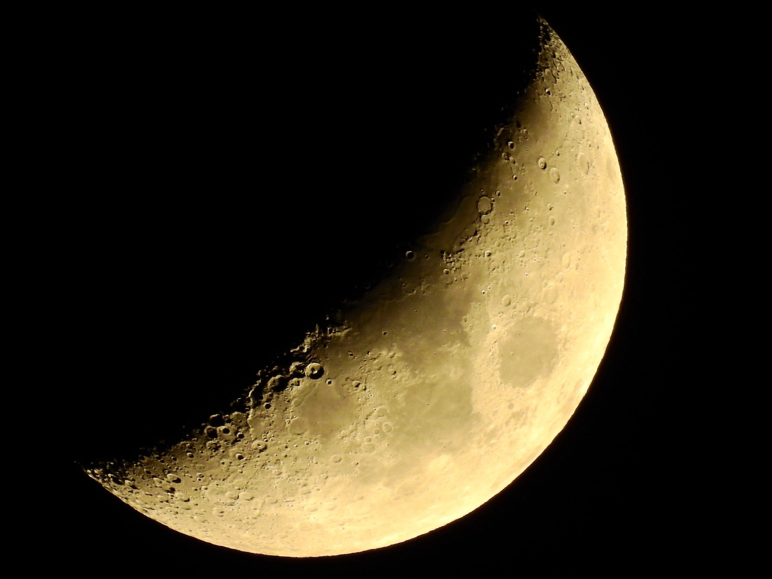 night, astronomy, moon, dark, exploration, space exploration, majestic, space, nature, glowing, sky, beauty in nature, scenics, tranquility, moon surface, outdoors, black background, tranquil scene, curve, no people