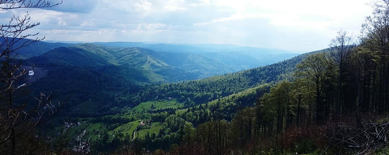 beskid śląski. Bielsko-Biała Szczyrk Beskidslaski Brenna Mouintains 🌄 🌍 🌞 Polskie Góry Perfectview