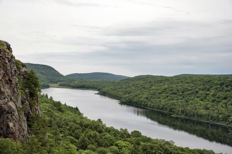 Lake of the