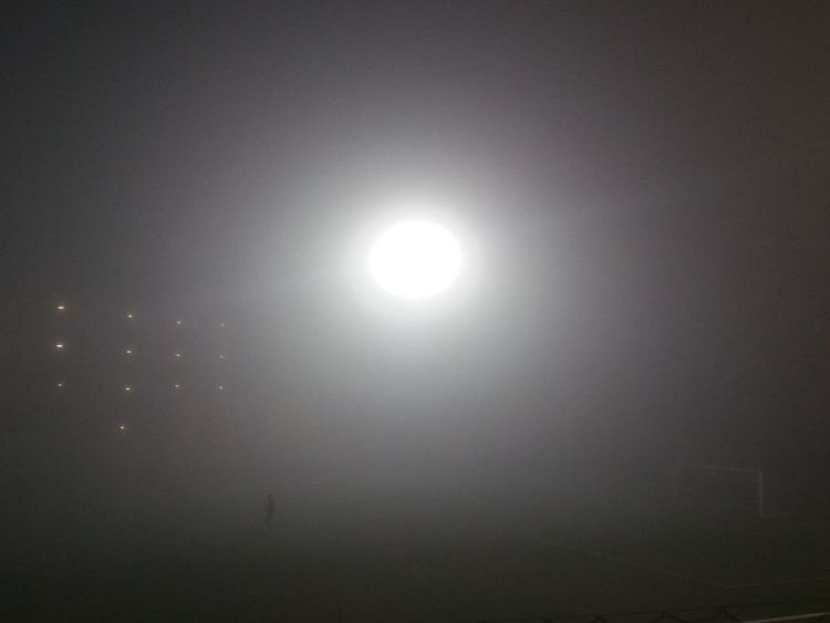 goalkeeper in the fog Fog Goalkeeper Passion Soccer Soccer Passion Night Game Goalkeeper In The Fog Goalkeepers Goal Illuminated Night No People Moon Space Outdoors Luminosity Colour Your Horizn EyeEmNewHere