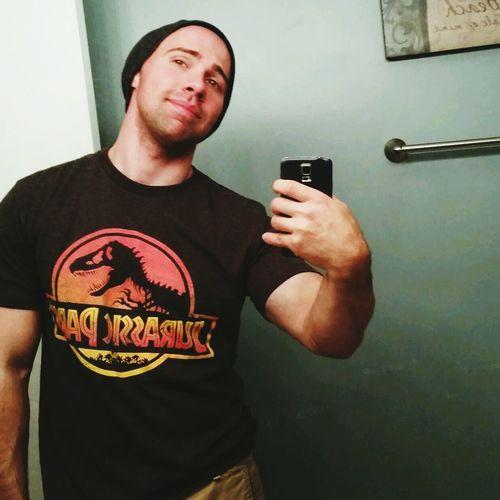 Jurassic Park Fooling Around Fool  Taking Photos