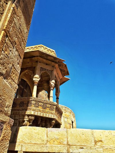 Royal Rajasthan. Jaisalmer Fort Travel Destinations