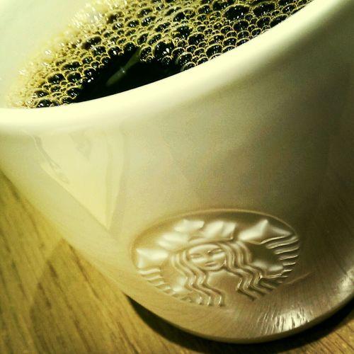 Coffee Starbucks One More Coffee