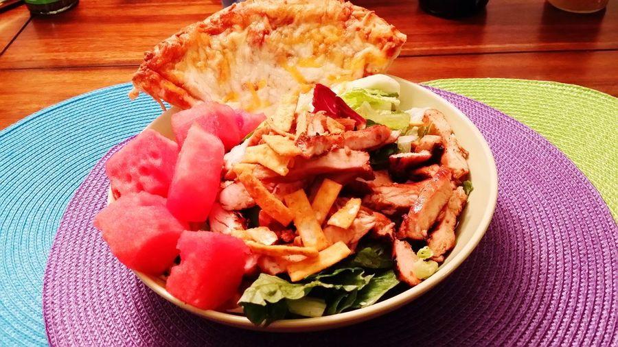 Salad Chıcken