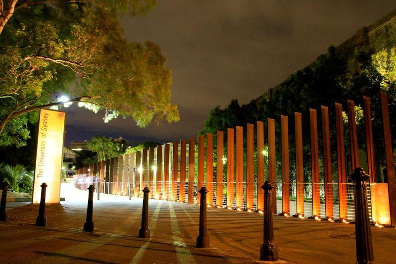 University of Sydney Night Lights