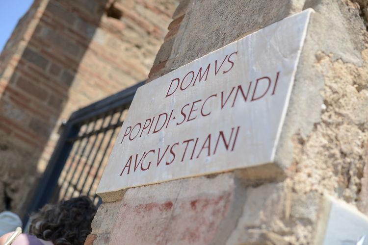 Italy Day Text