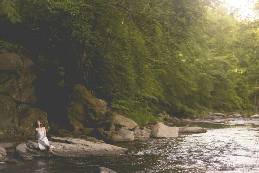 A Beautiful Morning Eye4photography  Landscape Landscape_photography Popular Photos Color Portrait Woman Pretty River