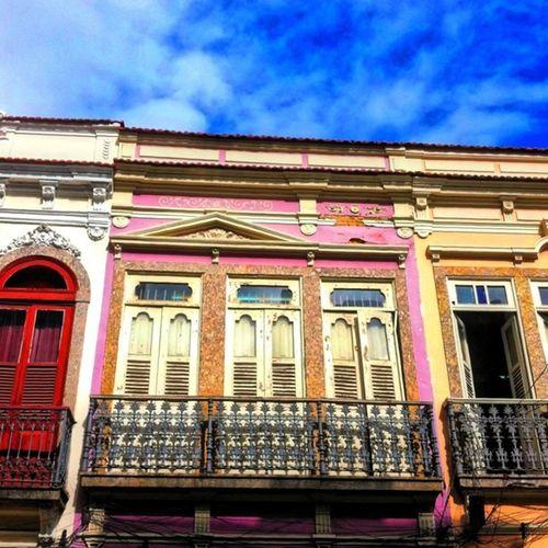 Old Balconys...
