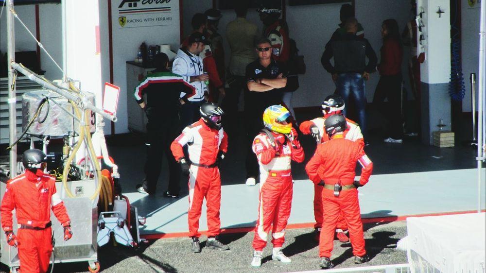 Pitstop Le Mans 24H... Le Mans 24 Circuit Race Autodromo