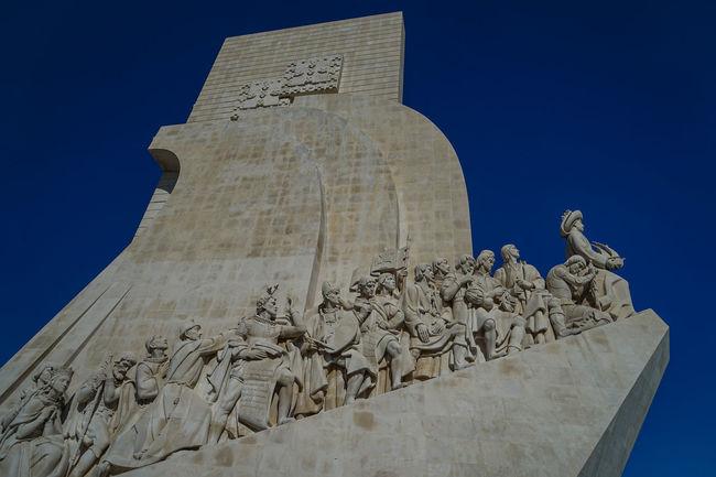 Padrão Dos Descobrimentos Monument Architecture Lisboa Portugal Lisbon - Portugal Lissabon, Portugal History Sculpture Ancient Civilization Statue
