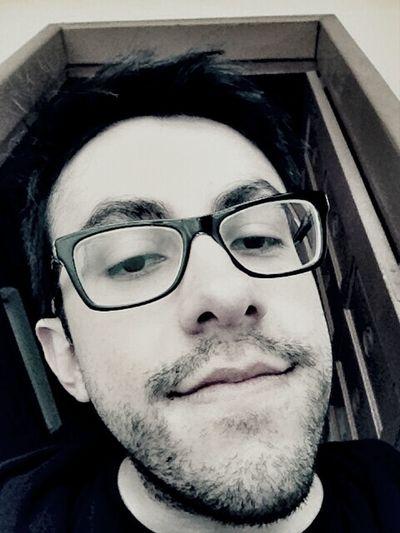 Man Selfie That's Me Glasses