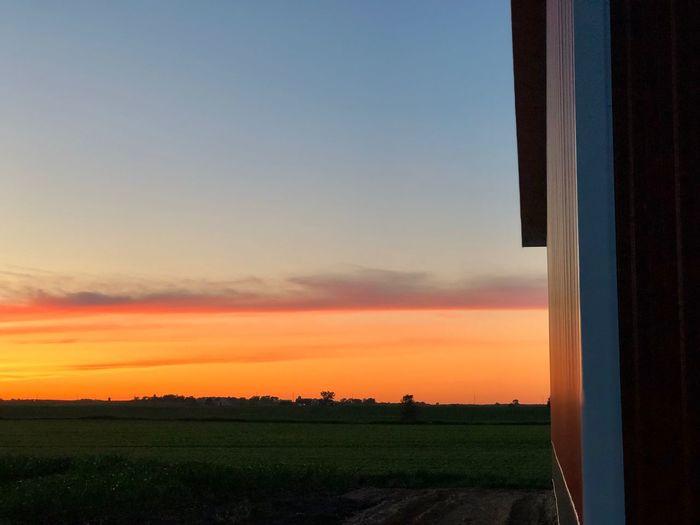 Wisconsin Sky