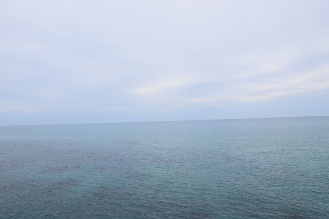 sea, tranquil scene, tranquility, horizon over water, scenics, beauty in nature, water, nature, idyllic, no people, sky, outdoors, day