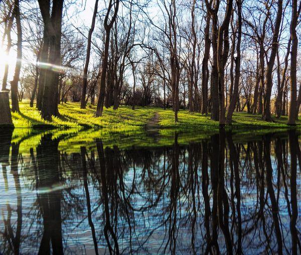 Hello World Hi! Relaxing Enjoying Life River Rio Choele Naturaleza