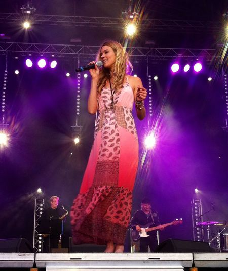 Joss Stone @ SOUL IM HAFEN / Dockville '14 Taking Photos Check This Out Concert Night Lights