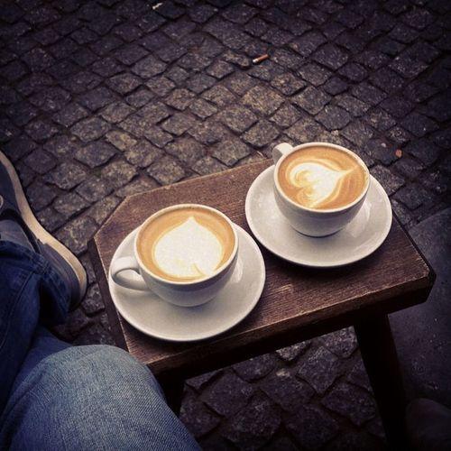 Coffee Date w/ gretchen_k #coffeediary Coffeediary