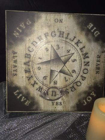 Game Halloween Ouija Board