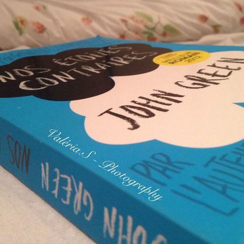 The fault in our stars, it's okay.. Best book of the world?❤️ Hello World Enjoying Life Taking Photos
