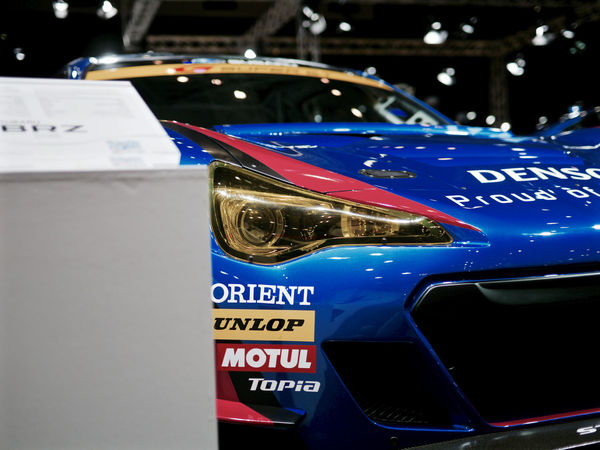 BRZ time ... have a break time 👞 Car Porn Close-up DECEMBER2015 Fukuoka Motor Show Low Angle View Lowlightphotography Subaru Brz Front Grill 50mm F/1.4